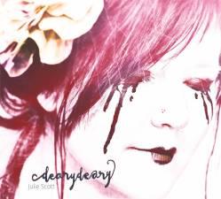 Omslag album 'DearyDeary' Julie Scott, 2016