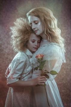 Aïsha en Layla