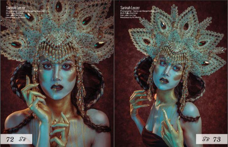 Surreal Beauty Magazine